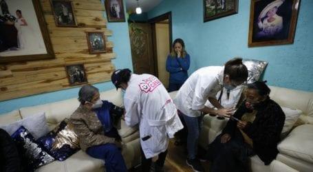 104 θάνατοι το τελευταίο 24ωρο στο Μεξικό