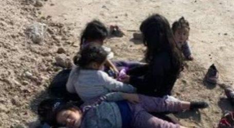Βρέθηκαν πέντε εγκαταλελειμμένα κοριτσάκια κοντά στα σύνορα ΗΠΑ-Μεξικού