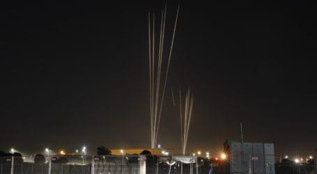 Επίθεση της Χαμάς με ρουκέτες στο Τελ Αβίβ