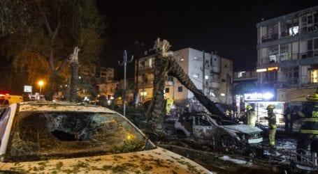 Ακόμη δύο νεκροί από ρουκέτα που εκτοξεύθηκε από τη Λωρίδα της Γάζας