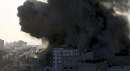Η κυβέρνηση ενέκρινε την επέκταση των πληγμάτων στη Λωρίδα της Γάζας