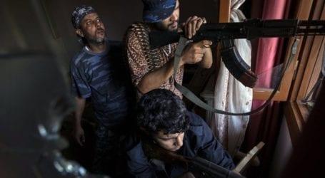 Καμία μείωση του αριθμού των ξένων μαχητών στη Λιβύη