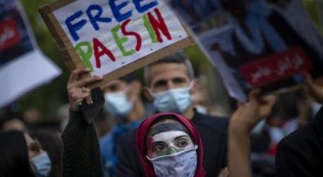 Δανία: Επεισόδια σε διαδήλωση υπέρ των Παλαιστινίων