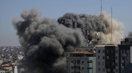 Το Associated Press δηλώνει «σοκαρισμένο και τρομοκρατημένο» από τον βομβαρδισμό στα γραφεία του