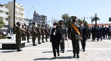 Περιοδεία της ΠτΔ Κατερίνας Σακελλαροπούλου σε Ορεστιάδα, Διδυμότειχο, Σουφλί