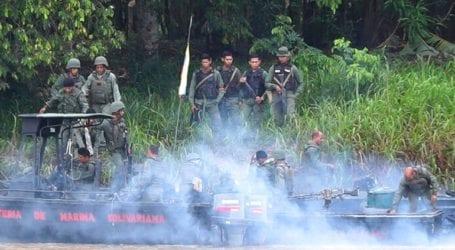 Το Καράκας καταγγέλλει την απαγωγή 8 στρατιωτών από κολομβιανή ένοπλη ομάδα