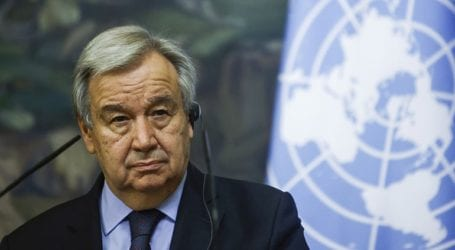 Ο γ.γ. του ΟΗΕ προειδοποιεί για τον κίνδυνο μιας «ανεξέλεγκτης» περιφερειακής κρίσης στη Μέση Ανατολή