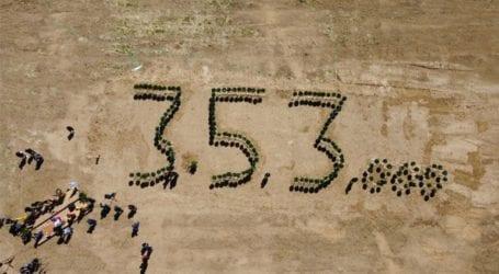 Πάρκο μνήμης για τα 353.000 θύματα της γενοκτονίας των Ποντίων