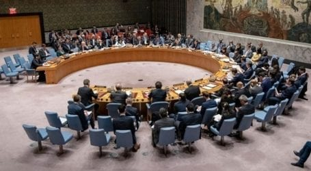 """Οι Παλαιστίνιοι κατηγορούν το Ισραήλ για """"εγκλήματα πολέμου"""" ενώπιον του Συμβουλίου Ασφαλείας"""