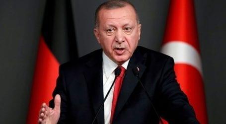 Τηλεφωνική επικοινωνία Ερντογάν-Πάπα Φραγκίσκου – Τι ζήτησε ο Τούρκος πρόεδρος