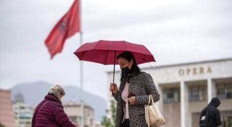 Μείωση-ρεκόρ στον αριθμό κρουσμάτων στην Αλβανία