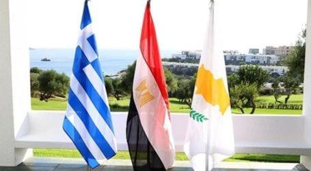 Τριμερής συνάντηση υπουργών Άμυνας Κύπρου-Ελλάδας-Αιγύπτου, αύριο, στη Λευκωσία