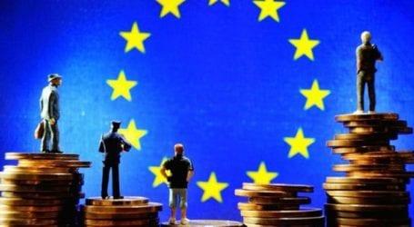 Ύφεση 0,6% στην Ευρωζώνη στο α΄ τρίμηνο