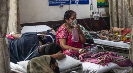 Βαρύ το τίμημα του κορωνοϊού στην Ινδία για τους γιατρούς και τους νοσηλευτές