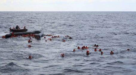 50 αγνοούμενοι σε ναυάγιο σκάφους που είχε αποπλεύσει από τη Λιβύη