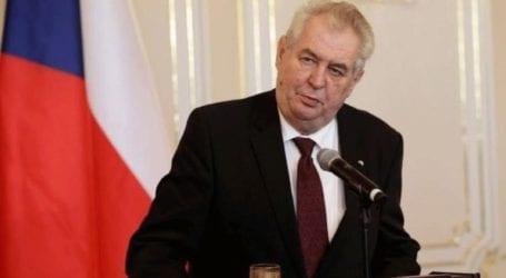 Ο Τσέχος πρόεδρος ζήτησε συγγνώμη για τη συμμετοχή της χώρας του στους βομβαρδισμούς του NATO το 1999