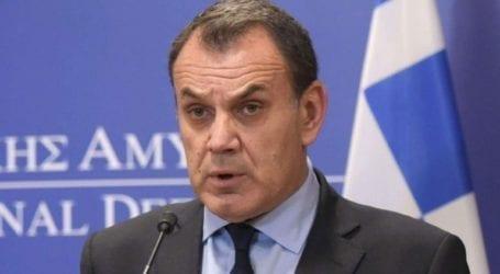 Σε εξέλιξη η τριμερής των υπουργών Άμυνας Κύπρου-Ελλάδας-Αιγύπτου στη Λευκωσία