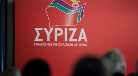 Αίτημα από τον ΣΥΡΙΖΑ για ονομαστική ψηφοφορία σε δύο άρθρα του νομοσχεδίου