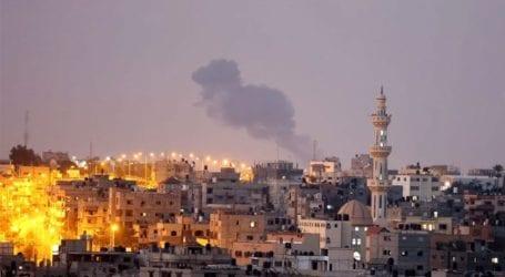 Συνεχίζονται τα πλήγματα στη Γάζα με τη διπλωματία να δραστηριοποιείται για κατάπαυση του πυρός