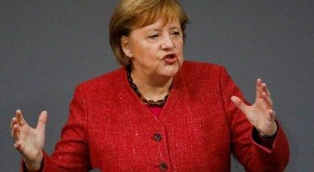 Η Μέρκελ στηρίζει το δικαίωμα του Ισραήλ στην αυτοάμυνα