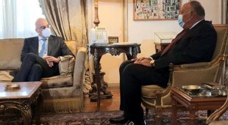 Αιγυπτιακό ΥΠΕΞ: Ισχυροί οι δεσμοί Ελλάδας-Αιγύπτου