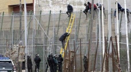 Εβδομήντα μετανάστες εισήλθαν από το Μαρόκο στη Μελίγια