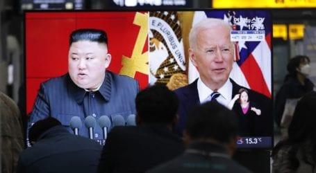 Ο Μπάιντεν ζητεί μια «ρεαλιστική» προσέγγιση στο «δύσκολο» ζήτημα της Βόρειας Κορέας