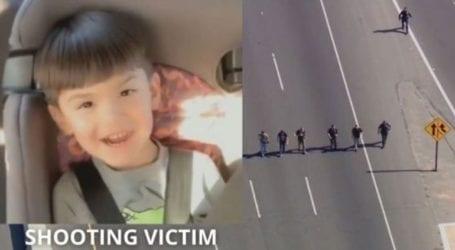 Ήρθε σε αντιπαράθεση με έναν οδηγό και εκείνος πυροβόλησε και σκότωσε το παιδί της