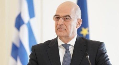 Τηλεφωνική συνομιλία του Ν. Δένδια με τον ειδικό εκπρόσωπο της Ε.Ε. για το Κόσοβο