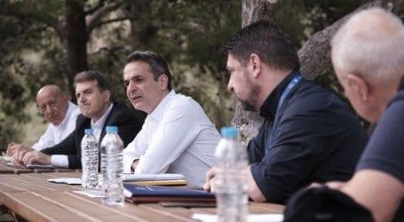 Σύσκεψη αύριο, υπό τον πρωθυπουργό, για τον επιχειρησιακό σχεδιασμό της Πυροσβεστικής