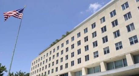 Το ΥΠΕΞ των ΗΠΑ καταδικάζει την ενέργεια της Λευκορωσίας