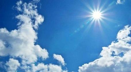 Καλός ο καιρός και σήμερα