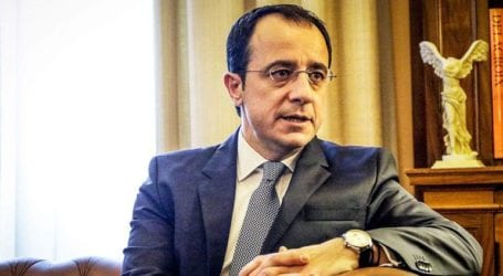 Συνάντηση με τον γενικό γραμματέα του Αραβικού Συνδέσμου είχε ο Κύπριος ΥΠΕΞ Ν. Χριστοδουλίδης