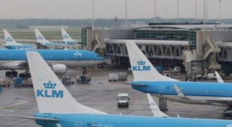 Η KLM διακόπτει τις πτήσεις της στον εναέριο χώρο της Λευκορωσίας