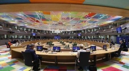 Σύντομη αναφορά στο Μεσανατολικό συμπεριλήφθηκε στην ανακοίνωση της Συνόδου Κορυφής