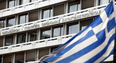 Πρωτογενές έλλειμμα 6,201 δισ. ευρώ στον προϋπολογισμό στο τετράμηνο