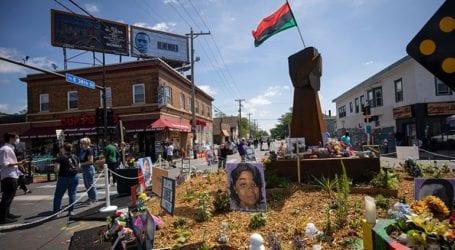 ΗΠΑ: Πυροβολισμοί κοντά στο σημείο της δολοφονίας του Τζ. Φλόιντ