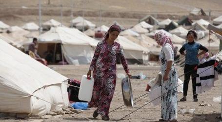 Σχεδόν 100 οικογένειες στέλνονται πίσω στο Ιράκ από τον καταυλισμό Αλ-Χολ