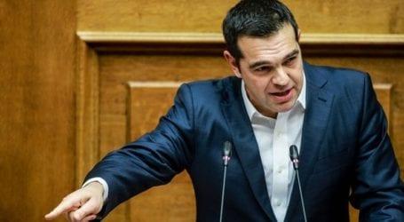 Για ιδιότυπο κοινοβουλευτικό πραξικόπημα κατηγόρησε ο Αλέξης Τσίπρας την κυβέρνηση