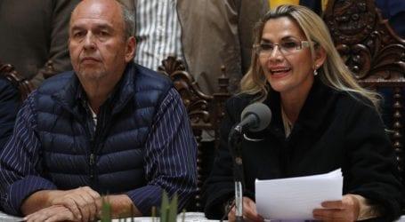 Συνελήφθη στις ΗΠΑ πρώην υπουργός της μεταβατικής κυβέρνησης της Βολιβίας