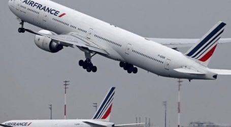 Ματαιώθηκε άλλη μία πτήση της Air France με προορισμό τη Μόσχα λόγω της κρίσης με τη Λευκορωσία