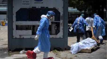 Σχεδόν 1.100 κρούσματα κορωνοϊού και 43 θάνατοι σε 24 ώρες