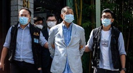 Νέα ποινή φυλάκισης για τον μεγιστάνα του Τύπου Τζίμι Λάι