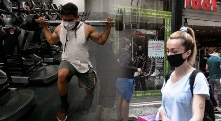 Με self test και διπλή μάσκα ανοίγουν τα γυμναστήρια