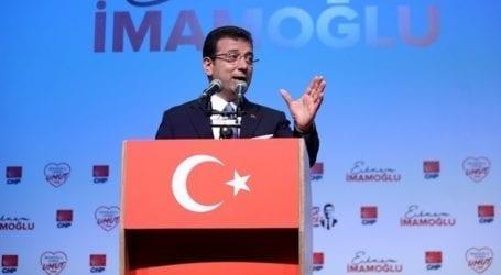 Αντιμέτωπος με δίκη και τετραετή φυλάκιση ο δήμαρχος Κωνσταντινούπολης