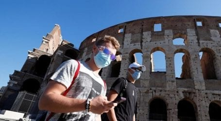 Ιταλία: Καταγράφηκαν 3.351 νέα κρούσματα