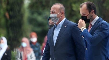 Ολοκληρώθηκε η ιδιωτική επίσκεψη του Μ. Τσαβούσογλου στην Κομοτηνή