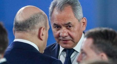 Στρατιωτικές μονάδες θα αναπτυχθούν στα δυτικά σύνορα της Ρωσίας ως απάντηση στις ενέργειες του ΝΑΤΟ