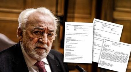 """Τα email που """"καρφώνουν"""" τη σχέση του Παππά με τους Λιβανέζους"""