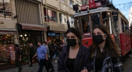 Τουρκία: Περαιτέρω χαλάρωση των μέτρων